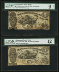 Obsoletes By State:Louisiana, Baton Rouge, LA- State of Louisiana $5 Oct. 10, 1862.. ... (Total: 2 notes)