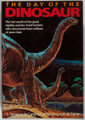Books:Natural History Books & Prints, L. Sprague de Camp and Catherine Crook de Camp. INSCRIBED BY BOTH AUTHORS. The Day of the Dinosaur. New York: Bo...