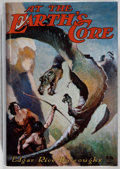 Books:Science Fiction & Fantasy, Edgar Rice Burroughs. At The Earth's Core. Chicago: McClurg, 1922. First edition. In facsimile dust jacket....