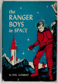 Books:Science Fiction & Fantasy, Hal Clement. SIGNED. The Ranger Boys in Space. Boston: L. C. Page, [1956]. First edition. ...