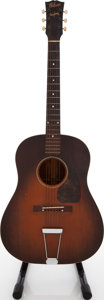 Musical Instruments:Acoustic Guitars, 1944 Gibson Banner Model J-45 Sunburst Acoustic Guitar, FactoryOrder # 2684....