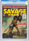 Magazines:Adventure, Savage Tales #1 (Marvel, 1971) CGC VF/NM 9.0 Off-white pages....
