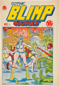 Silver Age (1956-1969):Alternative/Underground, Gothic Blimp Works #4 (East Village Other, 1969) Condition: NM-....