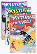 Silver Age (1956-1969):Science Fiction, Mystery in Space Group (DC, 1959-61) Condition: Average VG+.... (Total: 13 Comic Books)