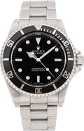 Timepieces:Wristwatch, Rolex Ref. 14060 Steel Submariner, circa 2002. ...