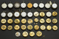 Timepieces:Other , A Lot Of Forty Verge + Lever Fusee Movements For Parts. ... (Total:40 Items)