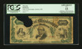 Obsoletes By State:Mississippi, Jackson, MS- State of Mississippi $5 Sep. 1, 1870. ...