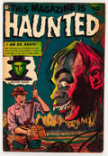 Golden Age (1938-1955):Horror, This Magazine Is Haunted #10 (Fawcett Publications, 1953)Condition: VG/FN....
