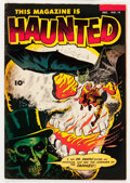 Golden Age (1938-1955):Horror, This Magazine Is Haunted #14 (Fawcett Publications, 1953)Condition: FN/VF....