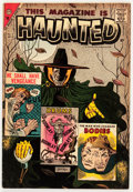 Silver Age (1956-1969):Horror, This Magazine Is Haunted V2#13 (Charlton, 1957) Condition: FN-....