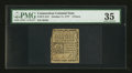 Colonial Notes:Connecticut, Connecticut October 11, 1777 3d PMG Choice Very Fine 35.. ...