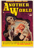 Golden Age (1938-1955):Horror, Strange Stories from Another World #3 (Fawcett Publications, 1952)Condition: VG....