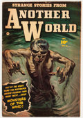 Golden Age (1938-1955):Horror, Strange Stories from Another World #4 (Fawcett Publications, 1952)Condition: VG/FN....