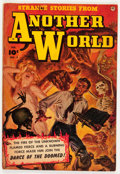 Golden Age (1938-1955):Horror, Strange Stories from Another World #5 (Fawcett Publications, 1953)Condition: VG+....