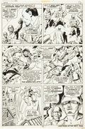 Original Comic Art:Panel Pages, Dick Ayers and John Severin The Incredible Hulk #144 Page 12Original Art (Marvel, 1971)....