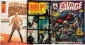Magazines:Miscellaneous, Comic Books - Assorted Comic Magazines Group (Various Publishers, 1960-77).... (Total: 33 Comic Books)