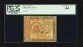 Colonial Notes:Continental Congress Issues, Continental Currency January 14, 1779 $1 PCGS Very Choice New 64.....
