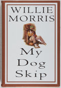 Books:Fiction, Willie Morris. SIGNED. My Dog Skip. New York: Random House,[1995]. First edition. Signed by Morris on the tit...