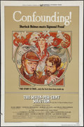 """Movie Posters:Mystery, The Seven-Per-Cent Solution (Universal, 1976). One Sheet (27"""" X41""""). Mystery.. ..."""
