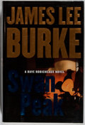 Books:Mystery & Detective Fiction, James Lee Burke. SIGNED. Swan Peak. New York: Simon andSchuster, [2008]. First edition. Signed on the title-page. P...