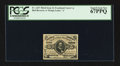 Fractional Currency:Third Issue, Fr. 1237 5¢ Third Issue PCGS Superb Gem New 67PPQ.. ...