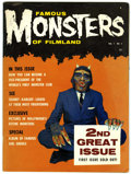 Magazines:Horror, Famous Monsters of Filmland #2 (Warren, 1958) Condition: VG+....