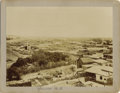 """Photography:Cabinet Photos, Imperial Size Photograph Overview of """"Yuma, Arizona Territory"""" ca1880-1890...."""