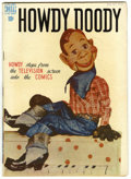 Golden Age (1938-1955):Humor, Howdy Doody #1 (Dell, 1950) Condition: FN....