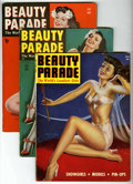 Magazines:Vintage, Beauty Parade Group (Beauty Parade, Inc., 1945-49) Condition: Average VG+.... (Total: 6 Comic Books)