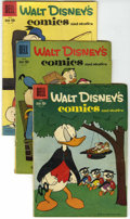 Silver Age (1956-1969):Cartoon Character, Walt Disney's Comics and Stories Group (Dell, 1959-62) Condition: Average GD/VG.... (Total: 23 Comic Books)