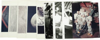 """Apollo 8 - Collection of Eighteen Official NASA Photos. Eleven are 8"""" x 10"""" original color glossies with red N..."""