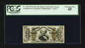 Fractional Currency:Third Issue, Fr. 1336 50¢ Third Issue Spinner PCGS Extremely Fine 45.. ...