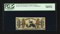 Fractional Currency:Third Issue, Fr. 1347 50¢ Third Issue Justice PCGS Choice About New 58PPQ.. ...