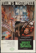 """Movie Posters:Fantasy, Juliet of the Spirits (Rizzoli, 1965). One Sheet (27"""" X 41""""). Fantasy.. ..."""