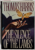 Books:Horror & Supernatural, Thomas Harris. The Silence of the Lambs. New York: St.Martin's, [1988]. First edition. Publisher's binding, dust ja...