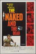 """Movie Posters:War, The Naked and The Dead and Other Lot (RKO, 1958). One Sheets (2)(27"""" X 41""""). War.. ... (Total: 2 Items)"""