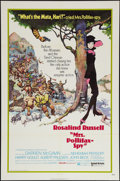 """Movie Posters:Adventure, Mrs. Pollifax -- Spy and Other Lot (United Artists, 1971). OneSheets (2) (27"""" X 41"""") and Color Photo (8"""" X 10"""") Adventure....(Total: 3 Items)"""