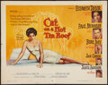 "Movie Posters:Drama, Cat on a Hot Tin Roof (MGM, 1958). Half Sheet (22"" X 28"") Style B.Drama.. ..."