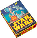 Memorabilia:Science Fiction, 1977 Topps Star Wars Series 2 Wax Box With 36 Unopened Packs....