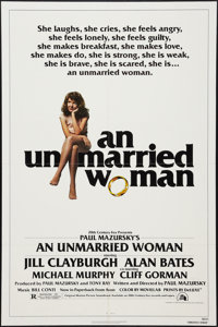 """An Unmarried Woman & Others Lot (20th Century Fox, 1978). One Sheets (5) (27"""" X 41"""") & Mini Lo..."""