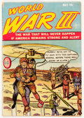 Golden Age (1938-1955):War, World War III #2 (Ace, 1953) Condition: GD/VG....