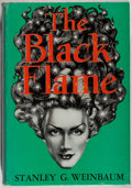 Books:Science Fiction & Fantasy, Stanley G. Weinbaum. The Black Flame. Reading: Fantasy Press, 1948. First edition. Publisher's binding, dust jacket....