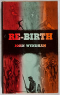 Books:Science Fiction & Fantasy, John Wyndham. Re-Birth. New York: Ballantine, [1955]. Firstedition (the true first edition of The Chrysalids...