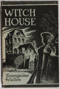 Books:Horror & Supernatural, Evangeline Walton. Witch House. Sauk City: Arkham House, 1945. First edition, one of 2,000 copies printed. Publisher...