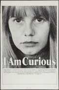 """Movie Posters:Adult, I Am Curious (Yellow) (Grove Press, 1967). One Sheet (27"""" X 41""""). Adult.. ..."""