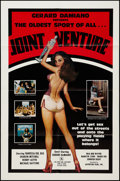 """Movie Posters:Adult, Joint Venture (Adventure, 1977). One Sheet (25"""" X 38""""). Adult.. ..."""
