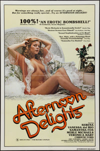 """Afternoon Delights and Other Lot (1980). One Sheets (2) (27"""" X 41""""). Adult. ... (Total: 2 Items)"""
