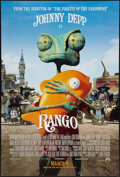 "Movie Posters:Animation, Rango (Paramount, 2011). One Sheet (27"" X 40"") DS Advance. Animation.. ..."