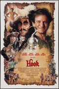 "Movie Posters:Adventure, Hook (Tri-Star, 1991). One Sheet (27"" X 40.5"") DS. Adventure.. ..."