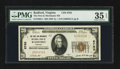 National Bank Notes:Virginia, Radford, VA - $20 1929 Ty. 1 The First NB Ch. # 6782. ...